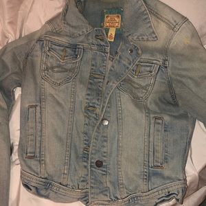 Abercrombie and Fitch Jean jacket